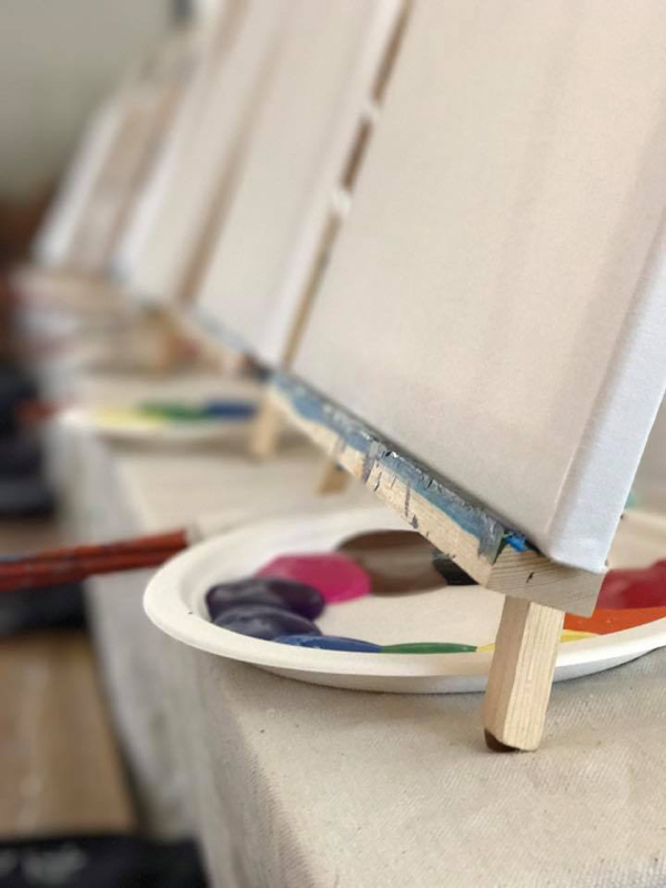 Arts And Carafes Painting Party